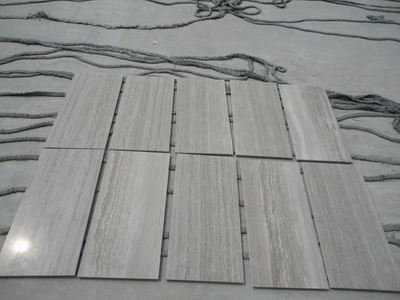 Wooden Coffee Marble Tiles