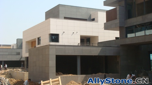 Year 2009 Aegean Sea Villa Residence Project Xiamen